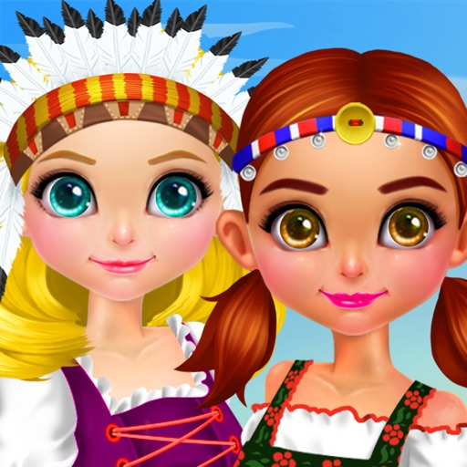 Style Doll Fashion - Costume Dress Up iOS App