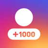 Followers for Instagram, 1000 seguidores get Likes