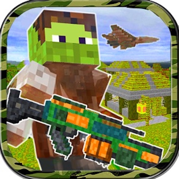 3d pixel shooter world survival craft on the app store for Survival craft free download pc