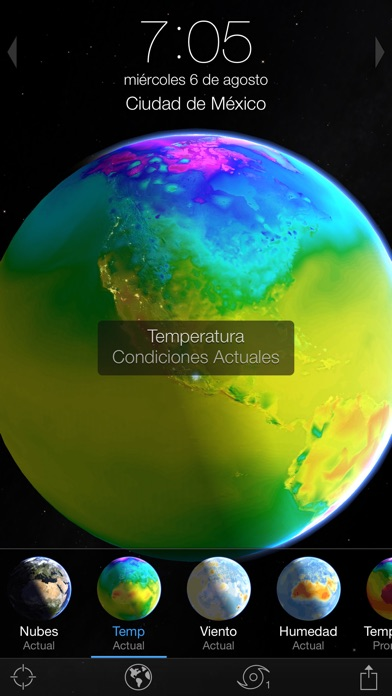 download Living Earth - Clock & Weather apps 2