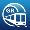 Athens Metro Guide and Subway Route Planner