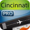 Cincinnati Kentucky Airport Pro + Flight Tracker