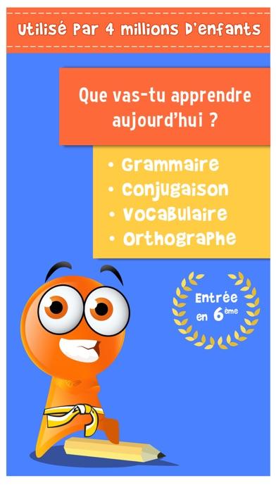 Screenshot #1 pour iTooch Les Bases du Français (FULL)