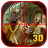 3D Zombie Sniper Shooting - A first person shooter zombie survival game zombie