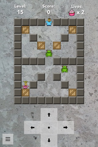 The Wren and Mike Game screenshot 2
