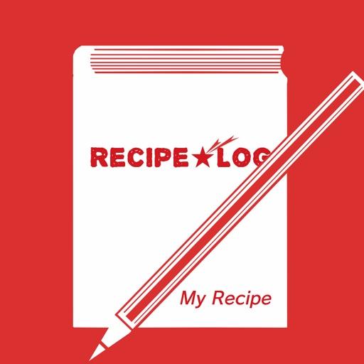 レシピログ自分のレシピをカンタン管理!