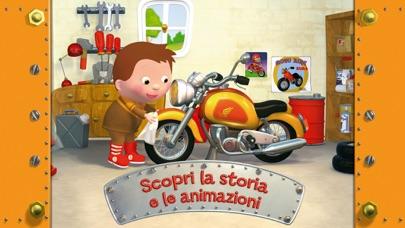Screenshot of La moto di Paolo - Ragazzino2