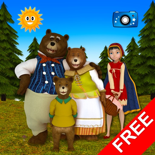 Find them all: Fairy Tales and Legends - Free Game iOS App