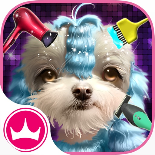 Animals' Barber Shop-Animals' Game iOS App