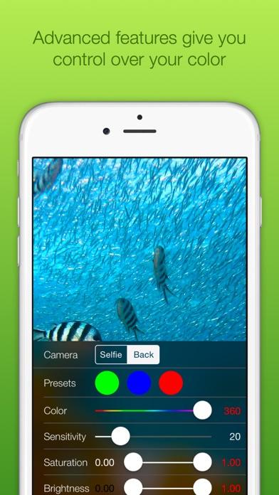 Chromatic Camera - Green Screen Photo Booth Screenshot