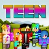 Teen Skins for Minecraft PE & PC Edition