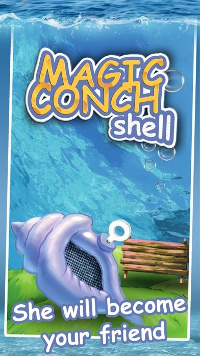 Magic conch shell club Screenshots