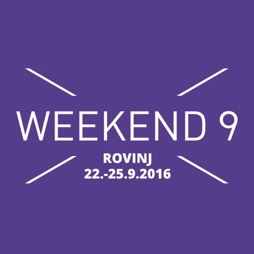 Weekend 9 iOS App