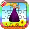 Princess Puzzle For Kids ha ha