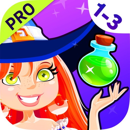Candy Witch Games for Kids. Premium! iOS App