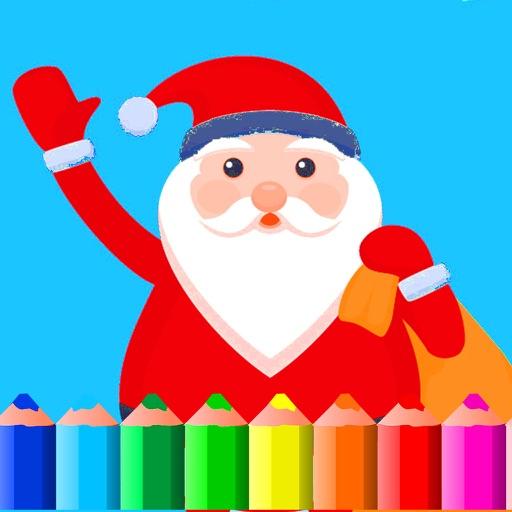 Colorear De Navidad Y Ano Nuevo Juegos Para Ninos Por Andrey Minkov