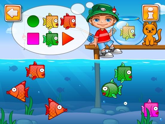 Домик Джека - Развивающие обучающие игры для детей на iPad
