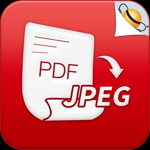 PDF to JPEG by Flyingbee