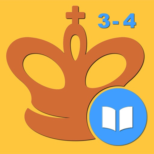 Mate in 3-4 (Chess Puzzles) iOS App