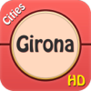 Girona Offline Map Travel Explorer