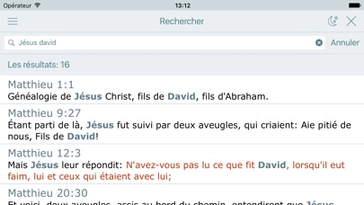 download La Bible Louis Segond - Audio Holy Bible in French apps 3