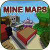 MineMaps for MCPE - Maps Minecraft Pocket Edition