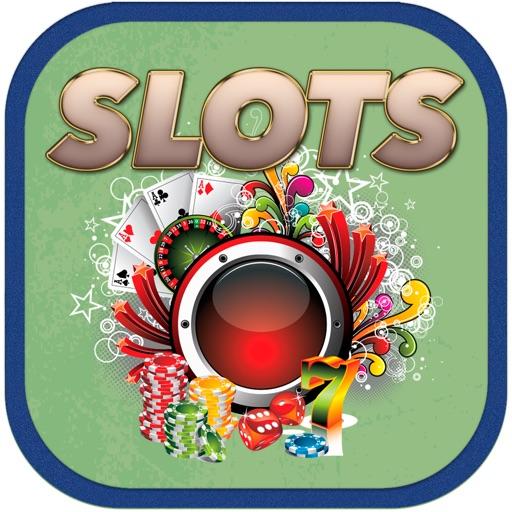 Hard Progressive Slots - Slots Machines Deluxe Edition iOS App
