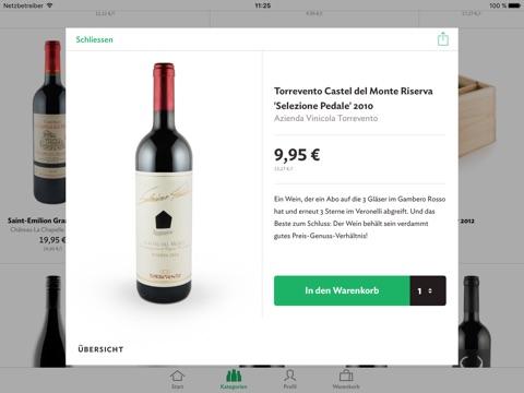 Wine in Black screenshot 1