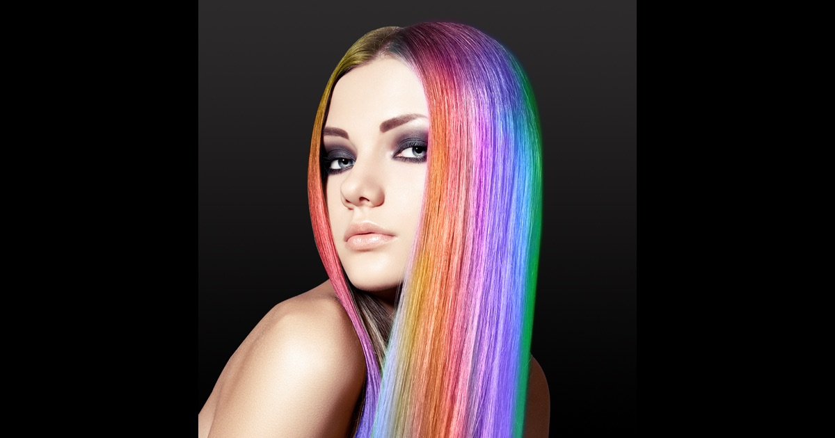 Popular Hair Color Changing App APK Download  Free Photography APP For