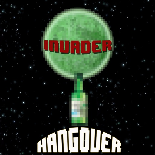 Soju Invaders - Hangover game over ! iOS App