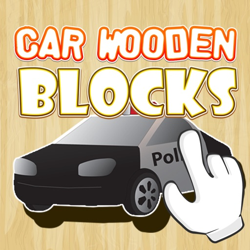 Car Wooden Blocks iOS App