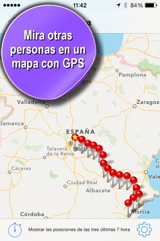 Phone Tracker for iPhones (Track people with GPS) screenshot 4