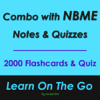 Aouatef Sliti - Combo With NBME Notes &Quizzes 2000 Flashcards artwork