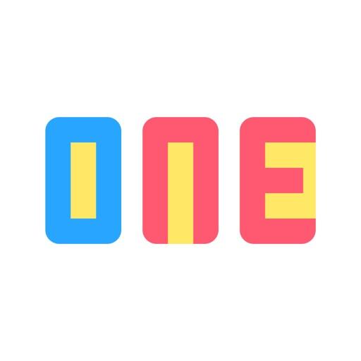 ONE-ひらめき力を鍛えるパズル(脳トレ) iOS App