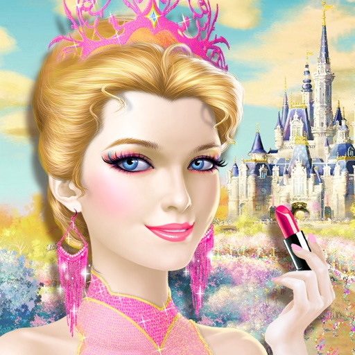 Princess girls beauty salon makeover game por beauty girls inc - Beauty salon makeover games ...