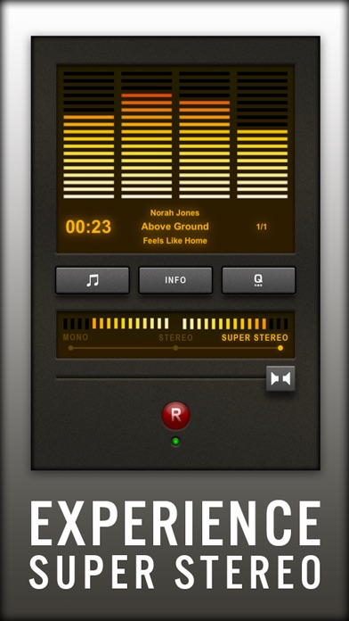 Stereo Speakers Screenshot 2