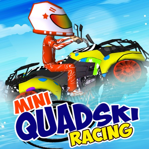 Mini Quad Ski Racing - Top Jetski Racing for Kids Icon