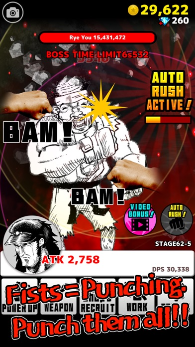Trash & Fists Screenshot