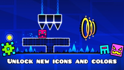 Screenshot for Geometry Dash in United States App Store