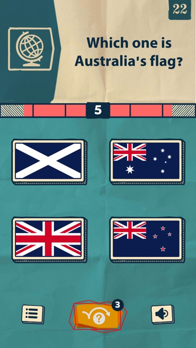 Snap Quiz Challenge Screenshot