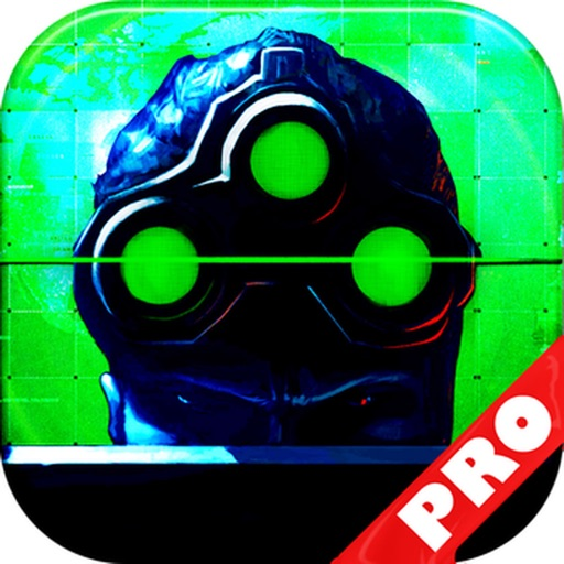 Game-for Tom Clancy's Splinter Cell: Black Edition iOS App