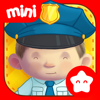 Dress Up : Profesiones - Puzzle de vestir y actividades de dibujo para niños y niñas de 2,3,4 y 5 años, de PlayToddlers (Versión gratis para iPad)