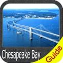 Marine: Chesapeake Bay - GPS Map Navigator icon