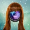 婦女 髮型 美麗 照片 剪輯 虛擬 美容院