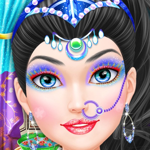 Indian Fashionista Salon iOS App