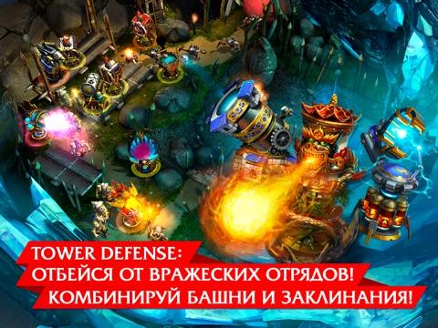Defenders: Tower Defense Origins Screenshot