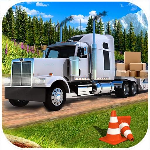 Euro Off-Road Trailer : Heavy Hill Climb-er Cargo iOS App