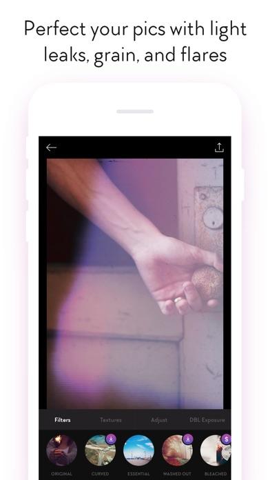 Filterloop фото редактор: фильтры, текстуры, блики