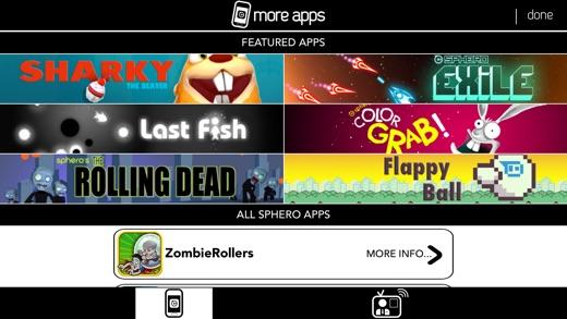 Sphero Screenshot