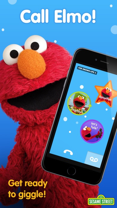 Elmo Calls Screenshot